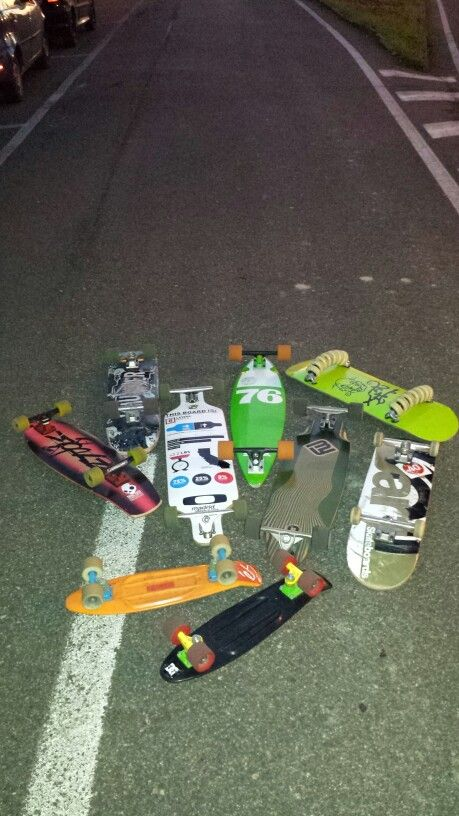 Whit friends longboarding time in thr sunset.