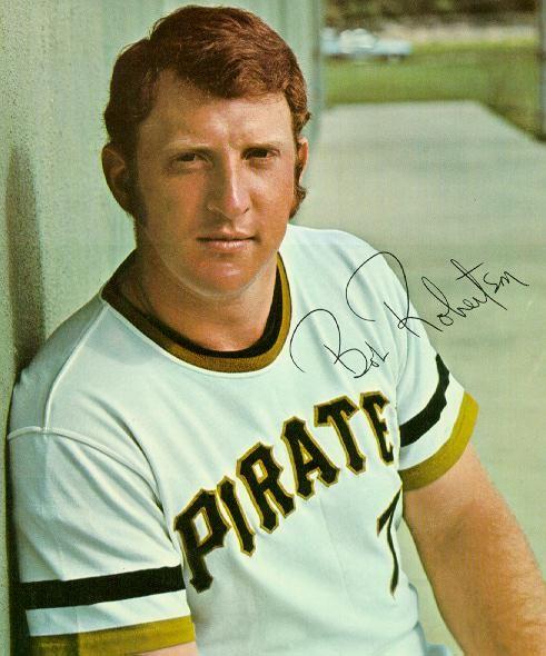 BOB ROBERTSON: FIRST BASEMAN WITH PITTSBURGH PIRATES | Pittsburgh pirates,  Pittsburgh sports, Pirates baseball