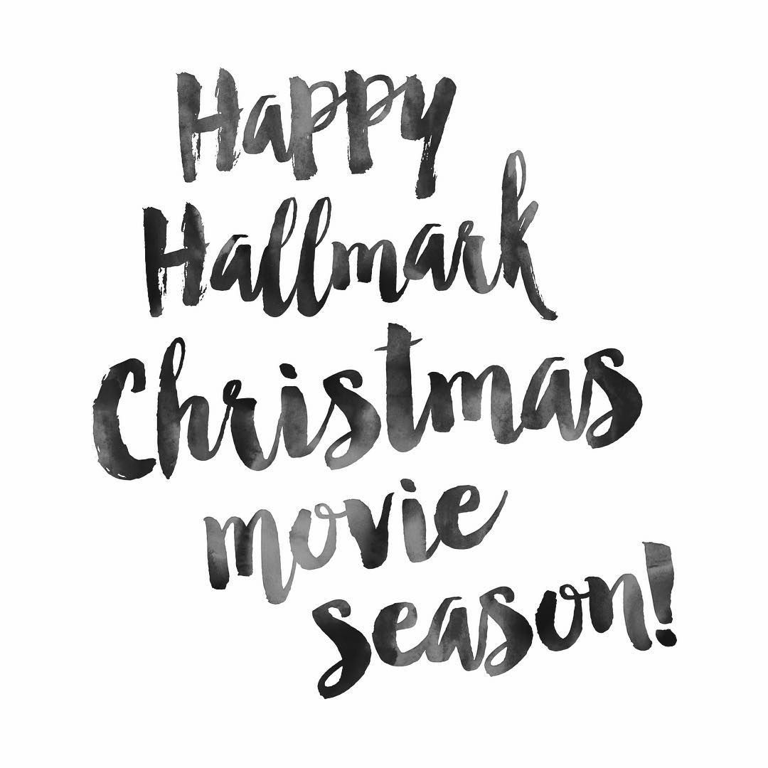 Anybody else as excited as I am about the new @hallmarkchannel Christmas movies?? There are SEVENTEEN new ones between now and Christmas! It's the most wonderful time of the year!  #tistheseaon #hallmarkchannel #ilovechristmas #countdowntochristmas