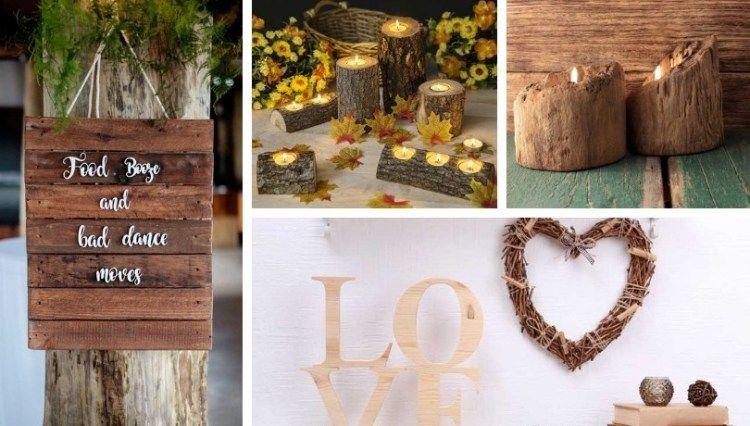 Reclaimed Wood Ideas 15 Splendid Diy Decorations For The House