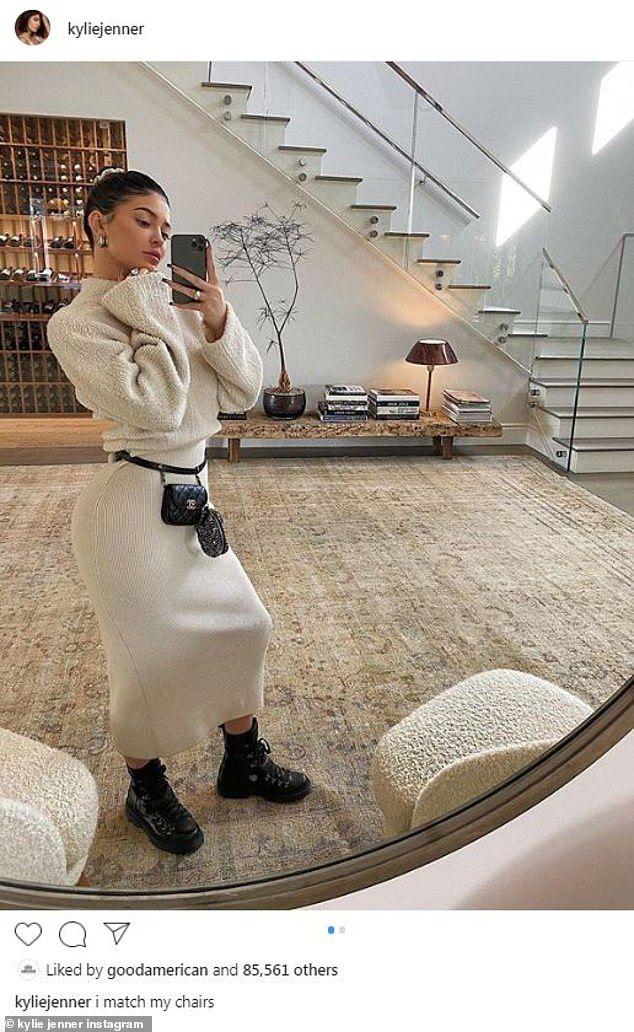 Kylie Jenner shows off Stormi's new 10k Fendi stroller