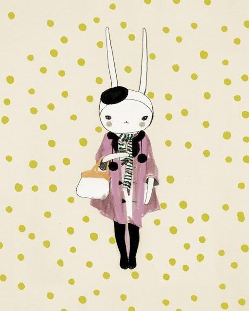 Tres Chic ~ Fifi Lapin