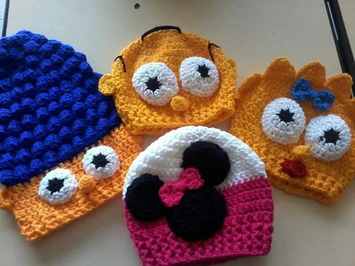 Gorros the simpsons