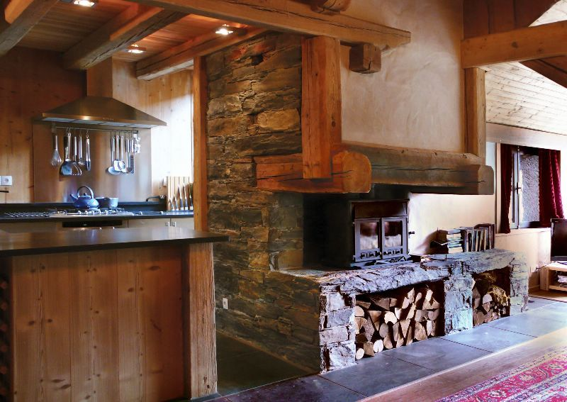 Rustic and cosy