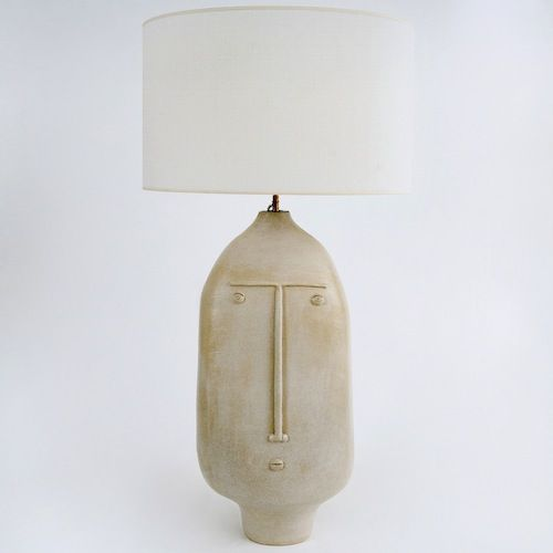 Dalo Important Ceramic Lamp Base Ceramic Lamp Base Ceramic