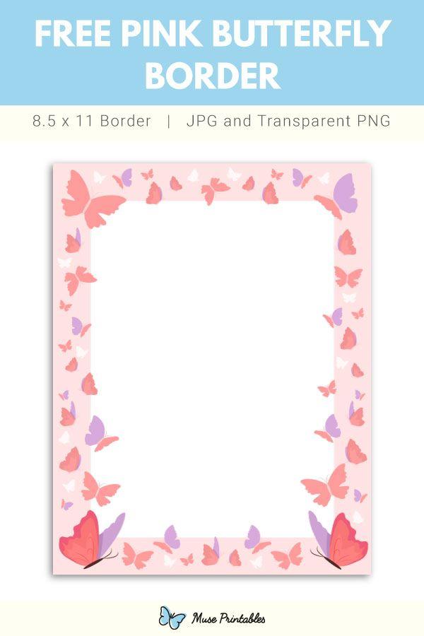 11 X Printable Border Christmas Border 5 8
