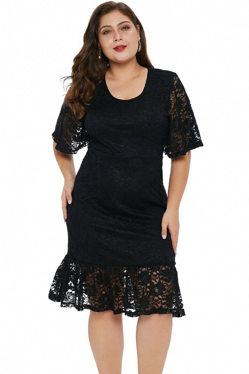 a41127e38c6a Plus size styles for ladies #plussizeclothing | Stunning Plus size ...