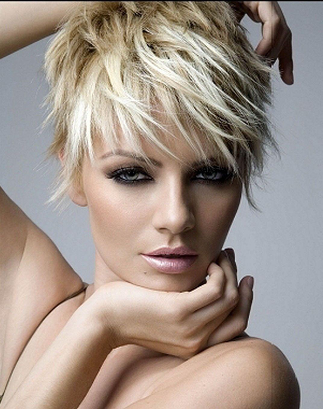 Short Choppy Trendy Short Hair Trends Choppy Hairstyles