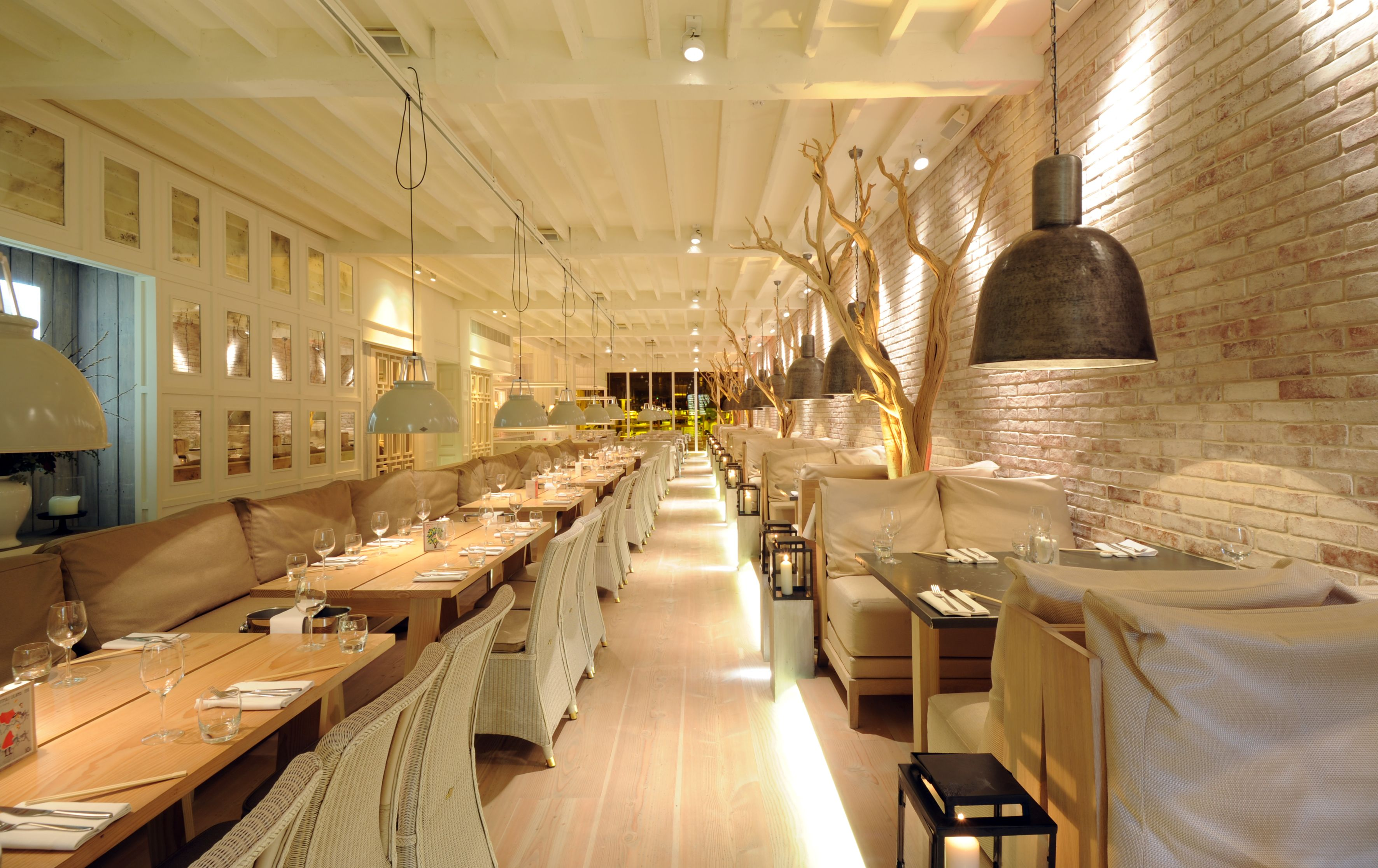 australasia in manchester, uk with dinesen douglas flooring