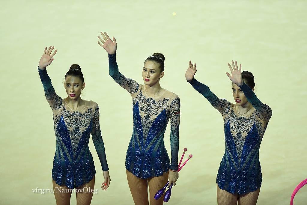 Group Bulgaria, European Championships Holon 2016