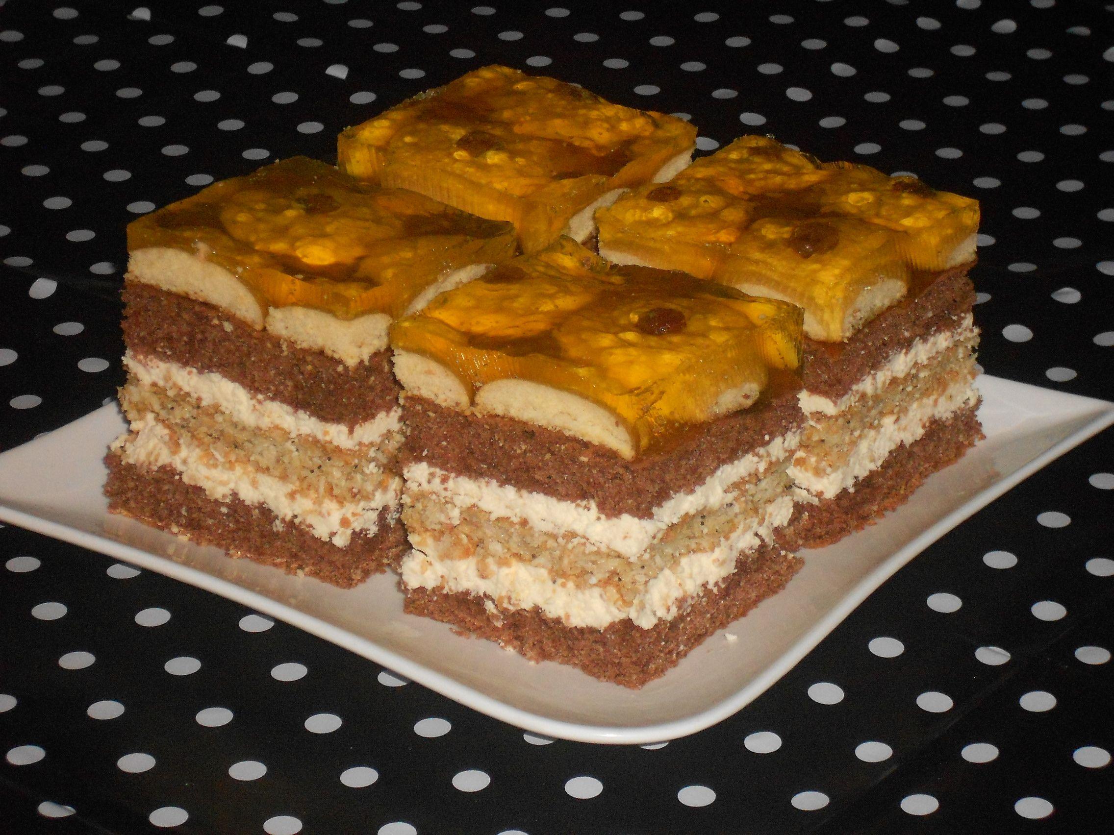 Ciasto Cycek Tesciowej Recipe Desserts Baking Food