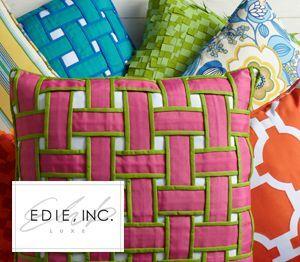 Outdoor pillows!!