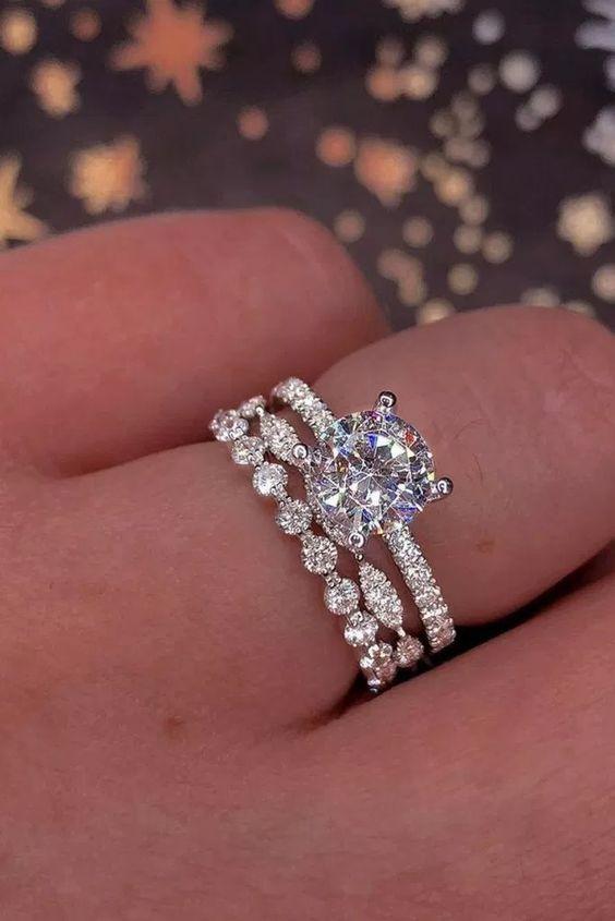 100 Best Engagement Rings For Women Simple Engagement Rings Best Engagement Rings Vintage Engagement Rings