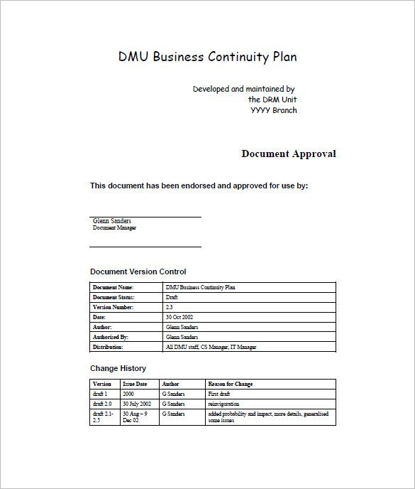 12 business continuity plan templates word excel pdf templates 12 business continuity plan templates word excel pdf templates accmission Choice Image