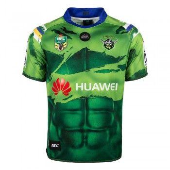 100 00 Was 150 00 Isc Canberra Raiders Hulk Marvel Jersey 2015 Men S Stirling Sports Bargain Bro Raiders Hulk Marvel Marvel Shirt
