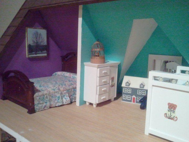 Upstair bedrooms