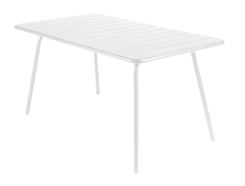 Luxembourg Tisch Metall Esstisch Terrassentisch Gartentisch