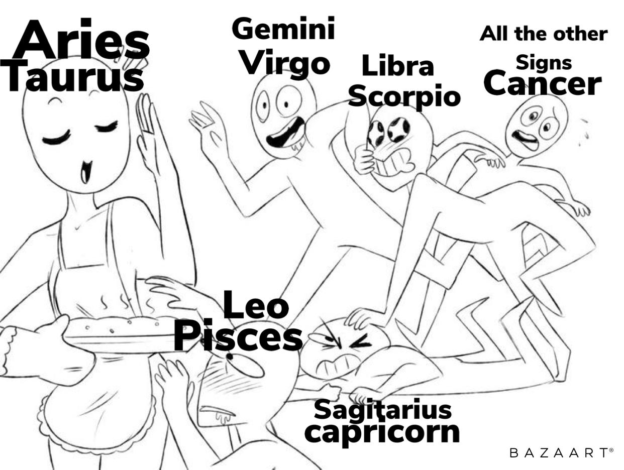 Funny Zodiac Memes Hilarious , Funny Zodiac Memes Hilarious