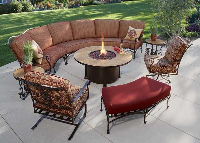 Wrought Iron Steel Patio Furniture In Okc Edmond Swanson S