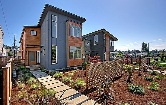 west seattle homes - Seattle Home Design