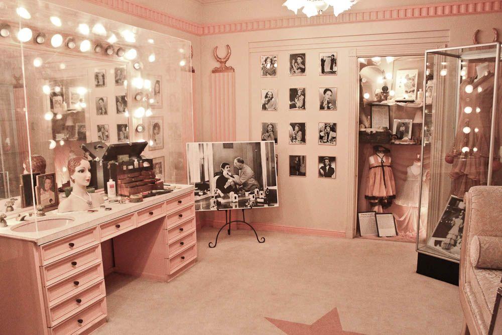 Max Factor Makeup Studio Tour: The Brownette Room | Beauty ...