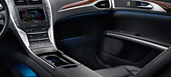 Delightful 2015 LINCOLN MKZ   Interior LED Ambient Lighting Home Design Ideas