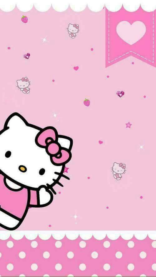 Pin By Scarlett On Sanrio Hello Kitty Backgrounds Hello