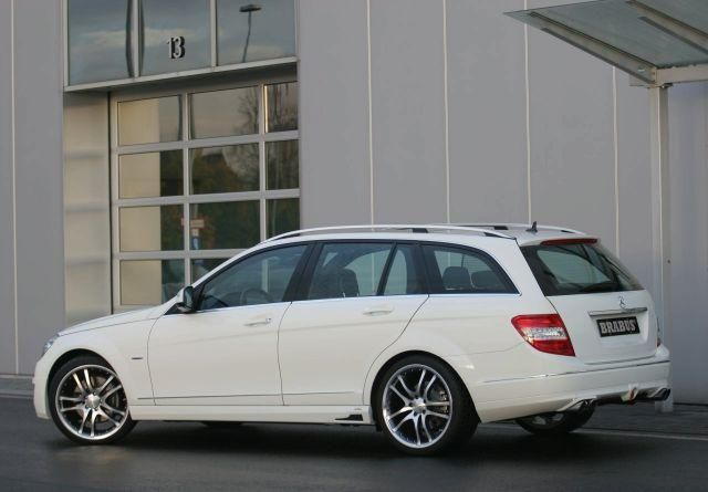 2007 Mercedes-Benz C - Class Estate by Brabus