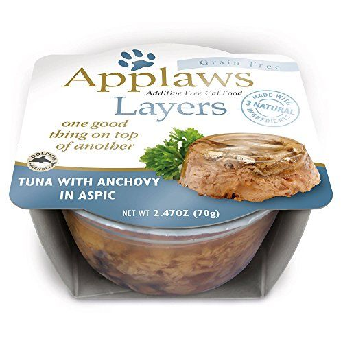 Tunaanchovy Layers 12247 Oz Mpm Products Usa Applaws Pet Applaws Cat Can Food Check Out The Image By Visiting The Food Grain Free Cat Food Free Cat Food