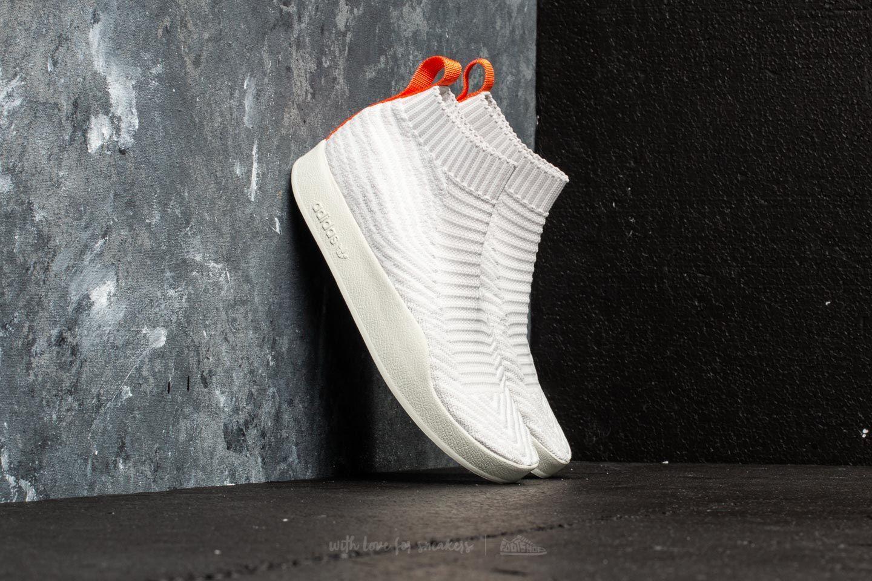 adidas Adilette PK Sock Summer white tint crystal white