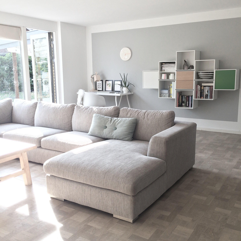 Grey Apartment Living Room Ideas: Livingroom • White • Grey Thenordicmood.blogspot.com