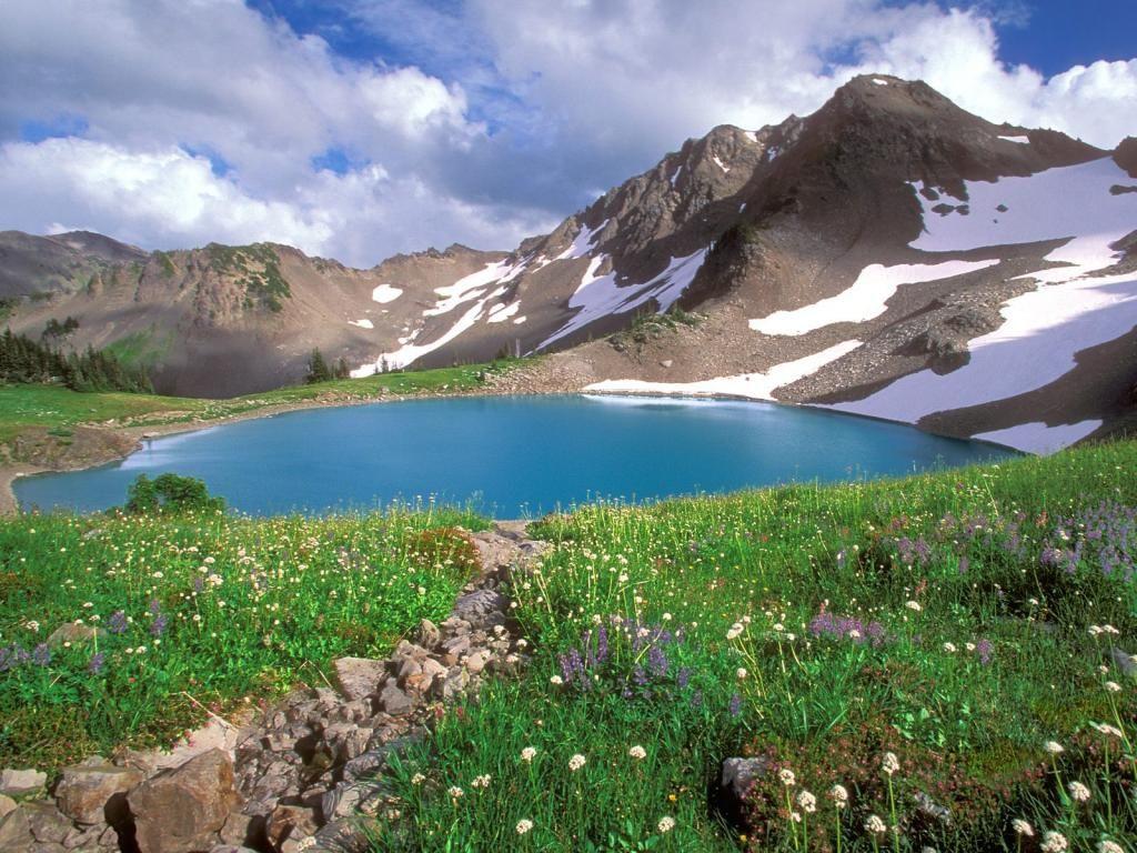 Lago - Papéis de Parede Grátis para PC: http://wallpapic-br.com/paisagens/lago/wallpaper-28870