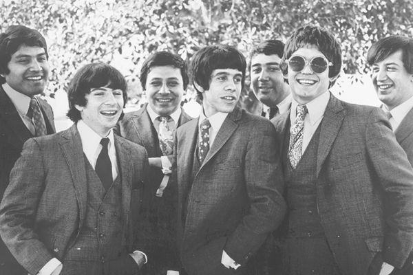 thee midniters - Google Search | The beatles, Thee midniters, Olds
