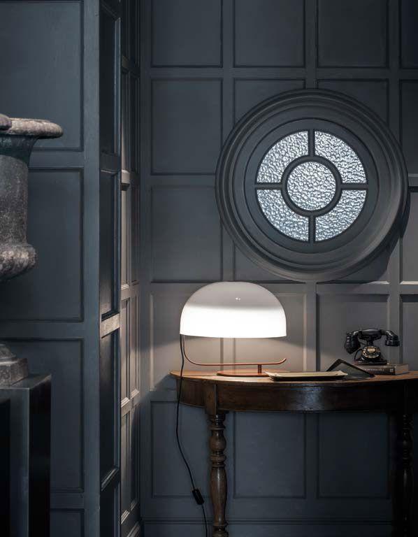 Lampada Zanuso 275   Lampade da tavolo, Design della ...