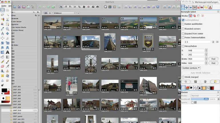 Gratis Bildbearbeitungsprogramme für macOS