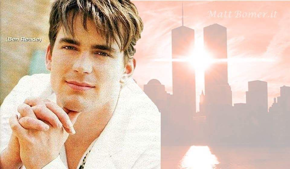 Matt was at an audition on the 53 floor  when the planes hit the towers