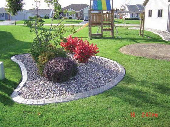 78 Best Images About Lawn Edging Ideas On Pinterest | Paver Edging