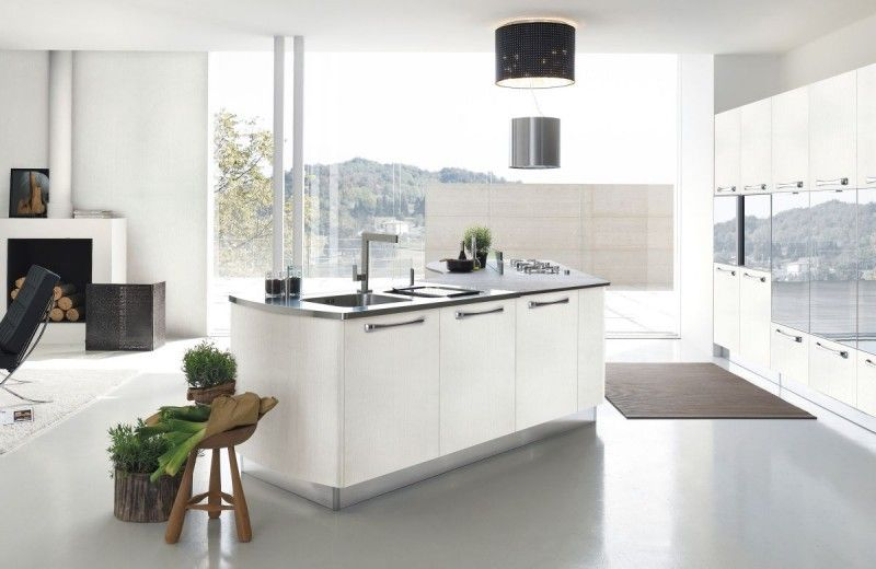 MILLY Modern Kitchen Design from Stosa Cucine Italy Stylish ...