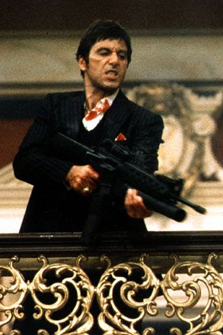 Scarface Wallpaper For Iphone And Ipod Touch In 2019
