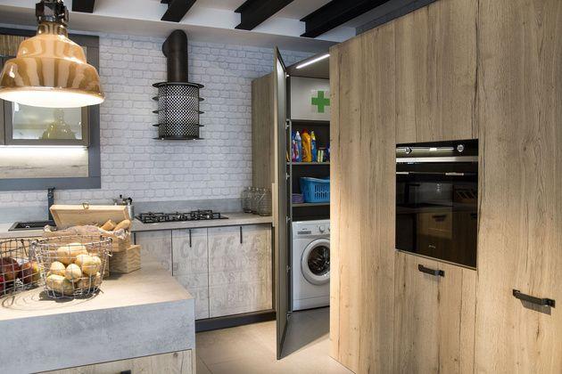Küchendesign für Lofts 3 urbane Ideen von Snaidero Urban ideas - küche dekorieren ideen