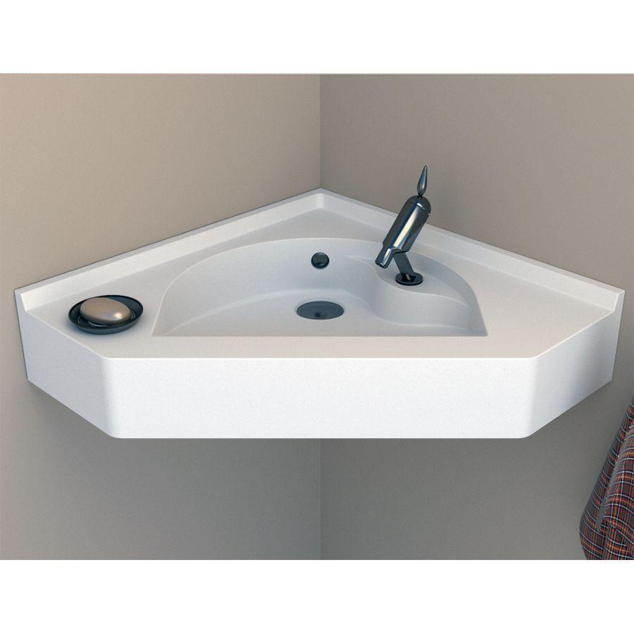 Vasque D Angle De Salle De Bain vasque suspendu de salle de bain en résine | vasque
