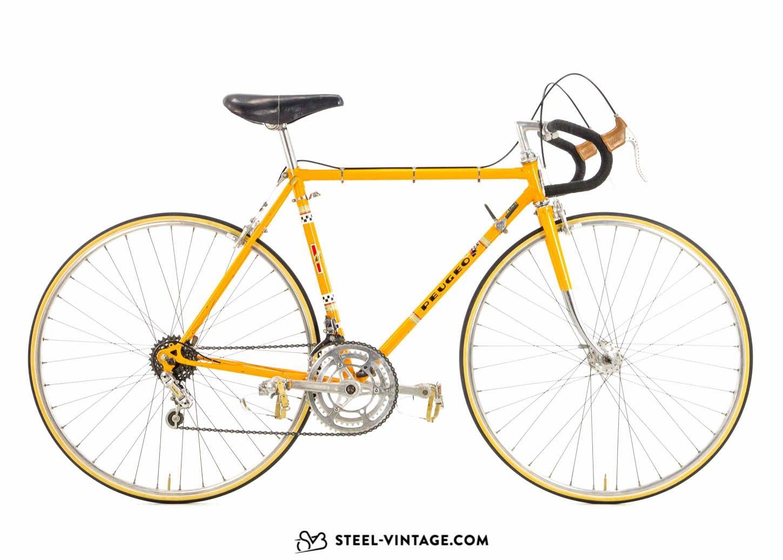 Steel Vintage Bikes Peugeot P10 New Classic Racing Bicycle Bicycle Classic Racing Road Bike Vintage