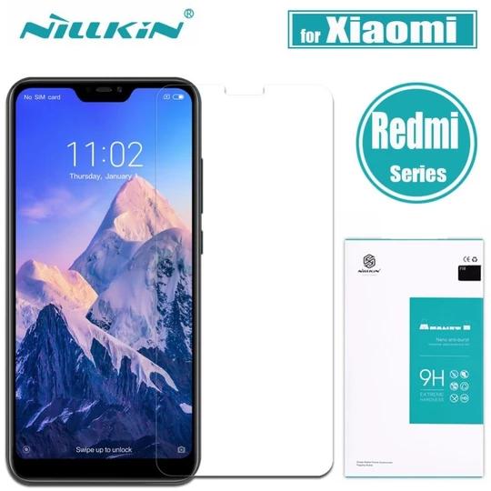 Xiaomi Redmi 6 Pro 6a 5 Plus 5a Tempered Glass Screen Protector Nillki Modlilj Tempered Glass Screen Protector Glass Screen Protector Nillkin