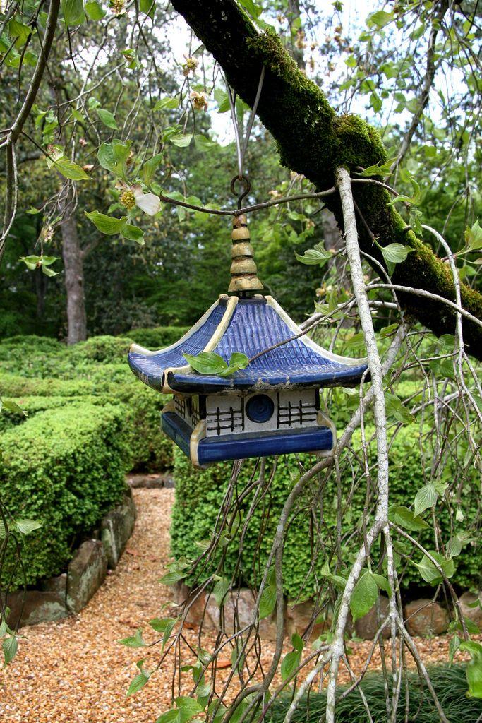 Chinese Bird House Bird House Bird Houses Diy Garden Birdhouses