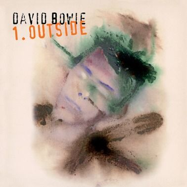 David Bowie Outside 180 Gram Double White Vinyl David Bowie Outside David Bowie Music Bowie
