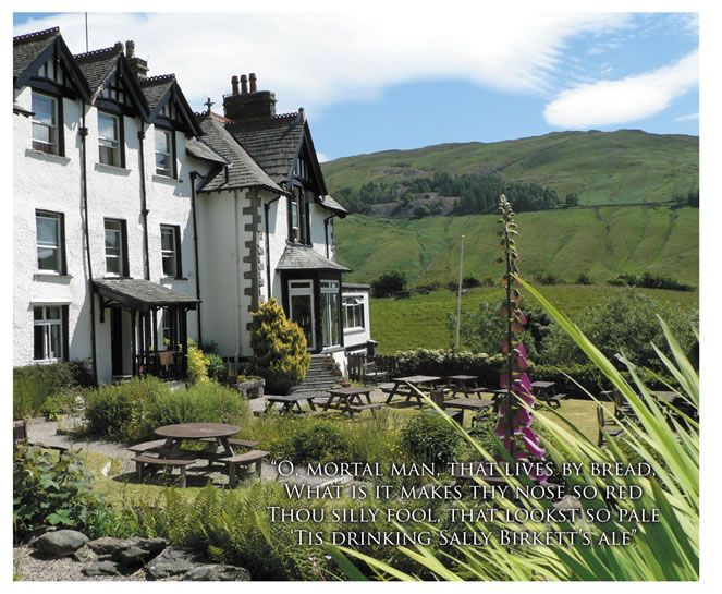 The Mortal Man Traditional Lake District Dog Friendly Pub Accommodation And Restaurant