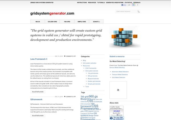 Httpgridsystemgenerator grid mania web design tools httpgridsystemgenerator grid mania malvernweather Gallery