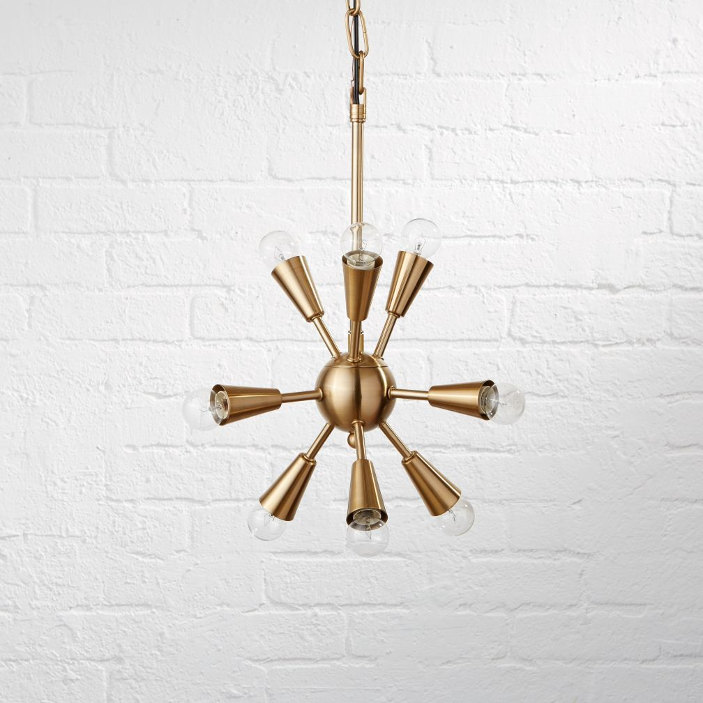 Shop Satellite Pendant. Retro pendant light is ready to hang out and ...