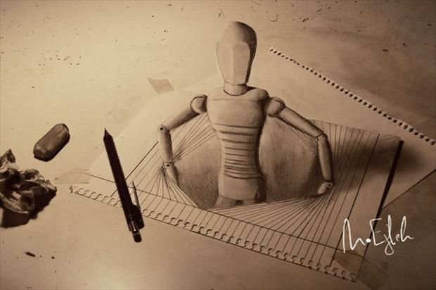 Impressive 3d drawings crafthubs