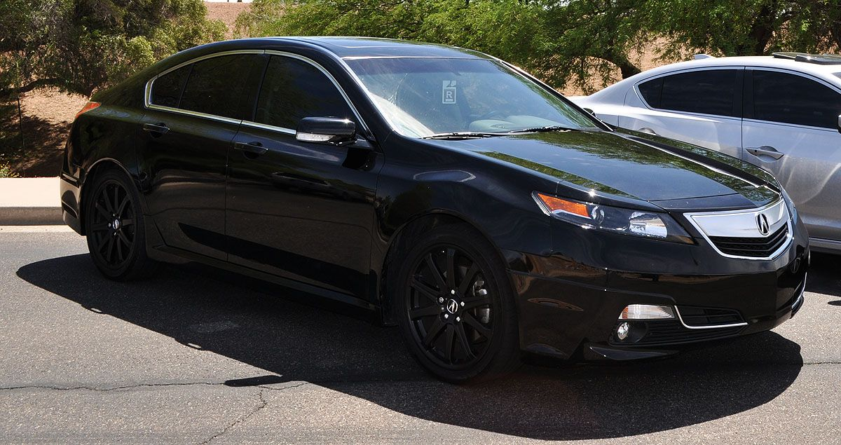 All New 2014 Acura Tl Acura Tl Acura Dream Cars